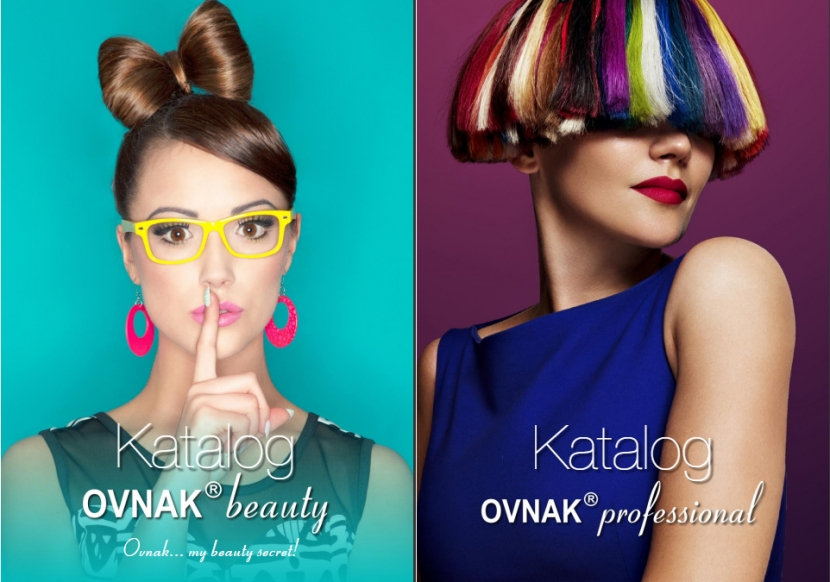 Ovnak beauty and Ovnak professional line
